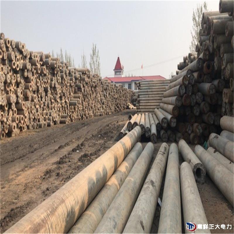 送往淄博昌邑的六千根水泥管桩水泥桩