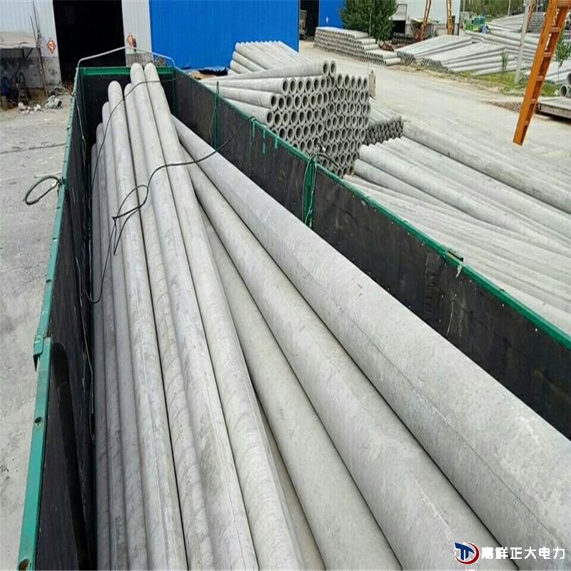 厂家教你如何提高水泥电线杆使用年限